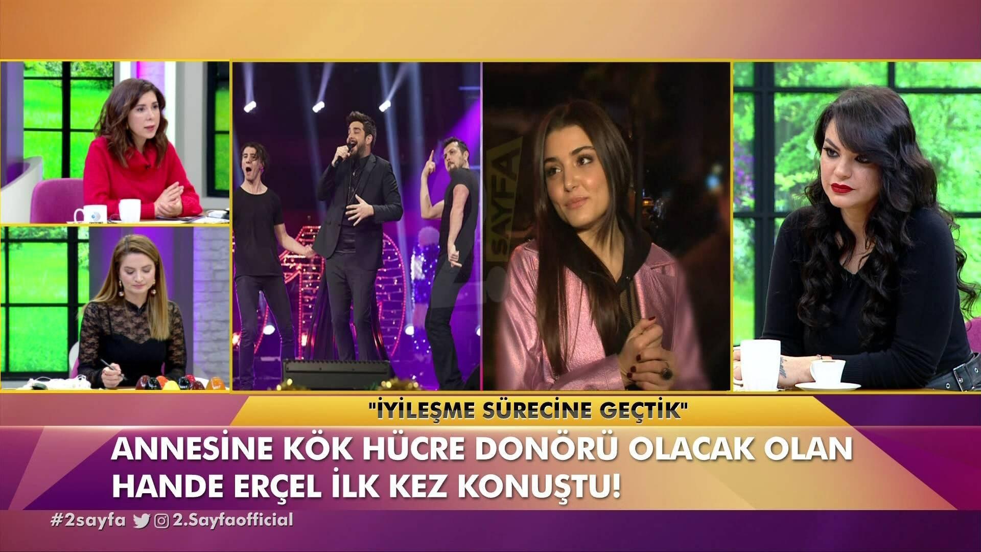 Müge ve Gülşen'le 2. Sayfa / 03.01.2019