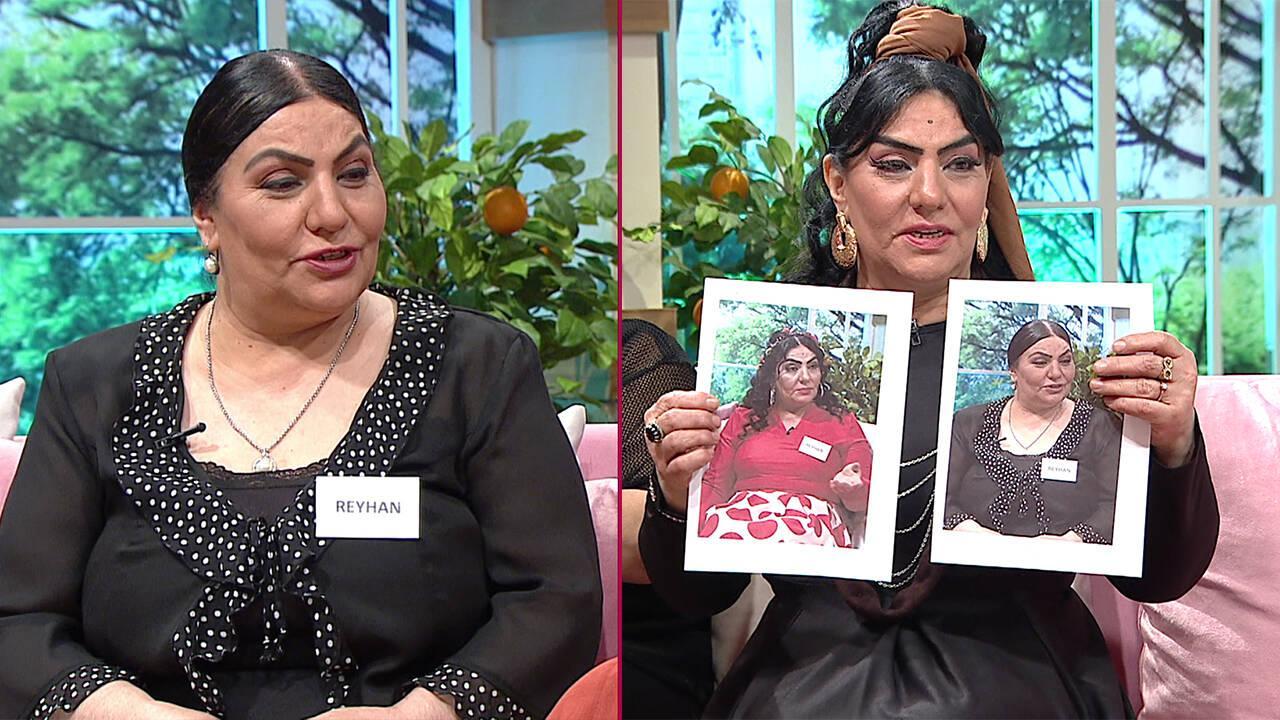 Reyhan Hanımın şaşırtan değişimi!