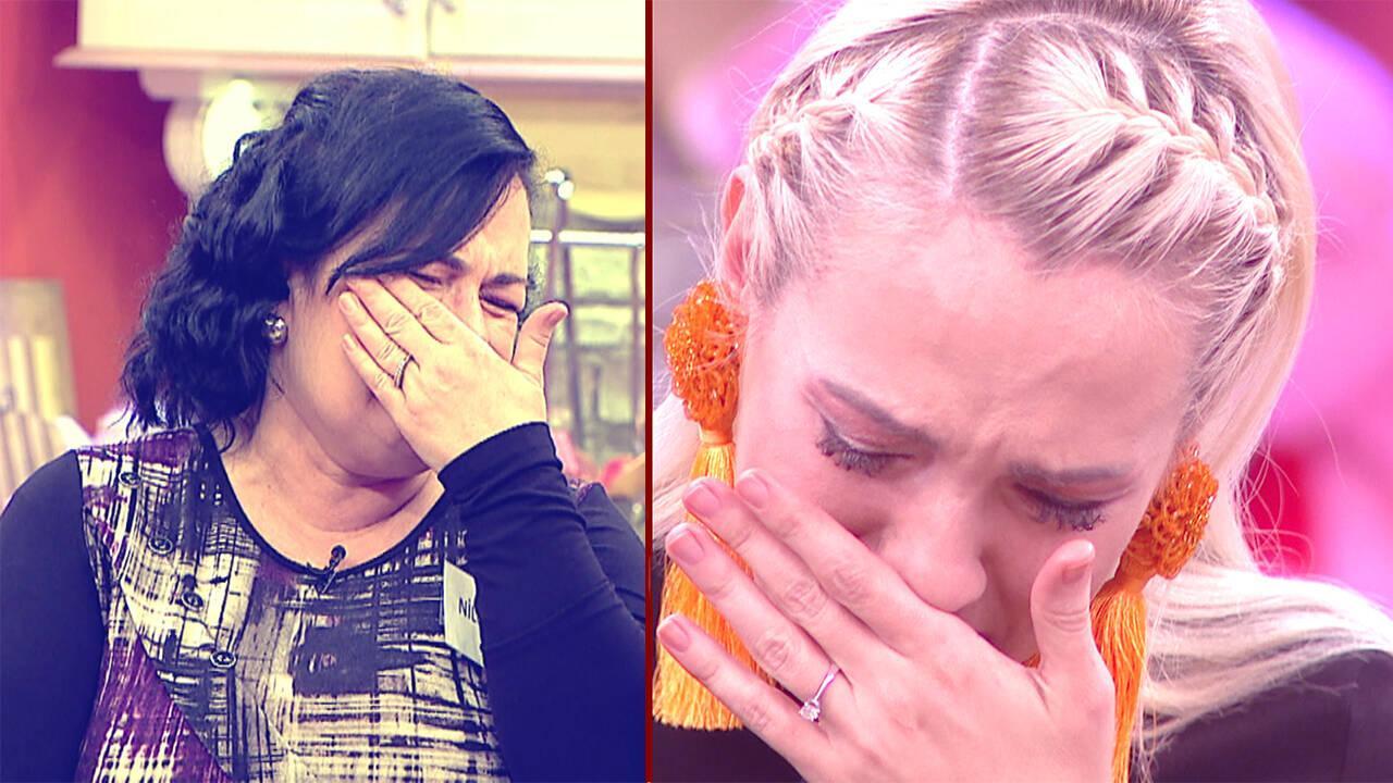 Anne özlemi gözyaşlarına boğdu!