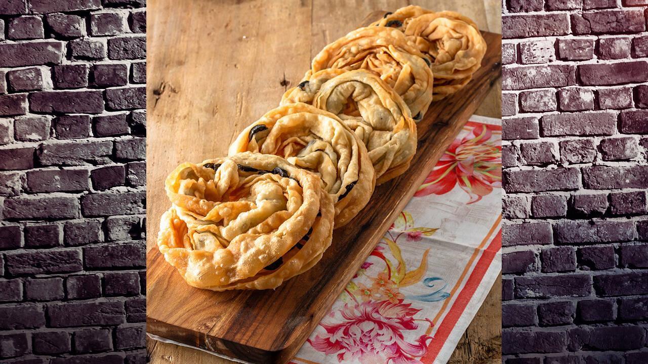 Arda'nın Mutfağı - Dolama Börek
