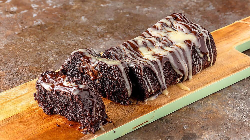 Arda'nın Mutfağı - Çikolata Soslu Çaylı Kek