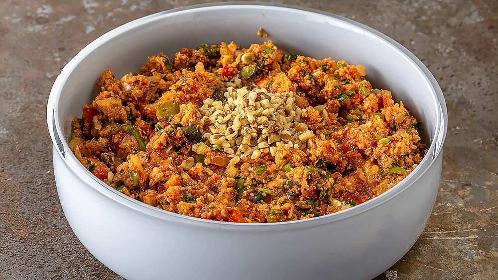 Arda'nın Mutfağı - Karnabahar Kısır
