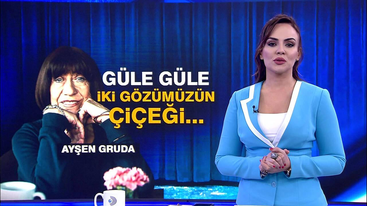 Buket Aydın'la Kanal D Haber - 23. 01. 2019