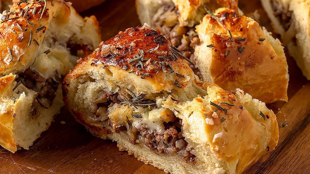 Arda'nın Mutfağı - Kıymalı Ekmek