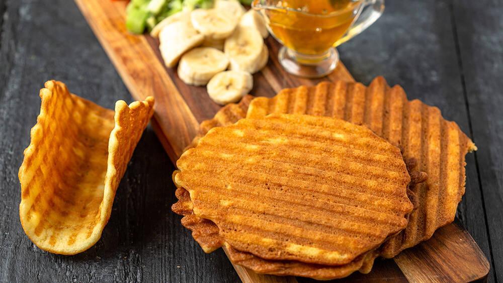 Arda'nın Mutfağı - Waffle