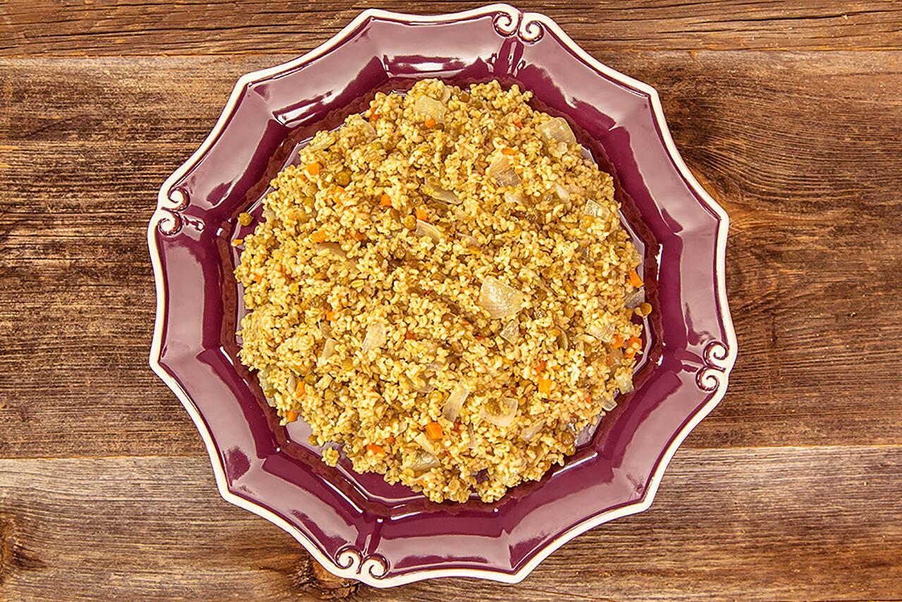 Arda'nın Mutfağı - Mercimekli Bulgur Pilavı