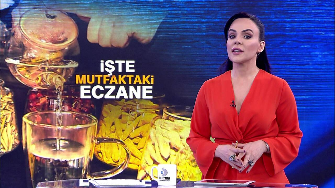 Buket Aydın'la Kanal D Haber - 07. 03. 2019