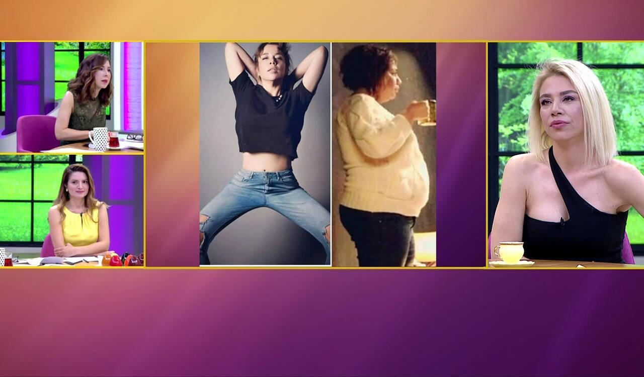 Nasıl kilo verdiğini ilk kez açıkladı!