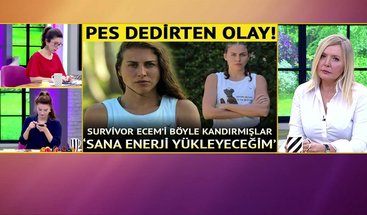 Ecem Karaağaç'ı dolandırdığı iddia edilen 'Bay İ' 2. Sayfa'ya konuştu!