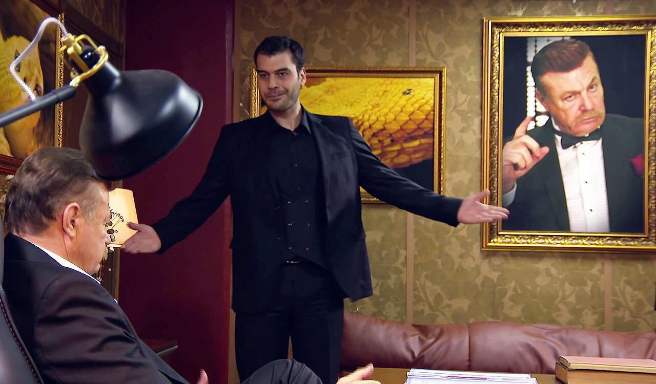 Engerek Ali, Osman'ı yanına alıyor!