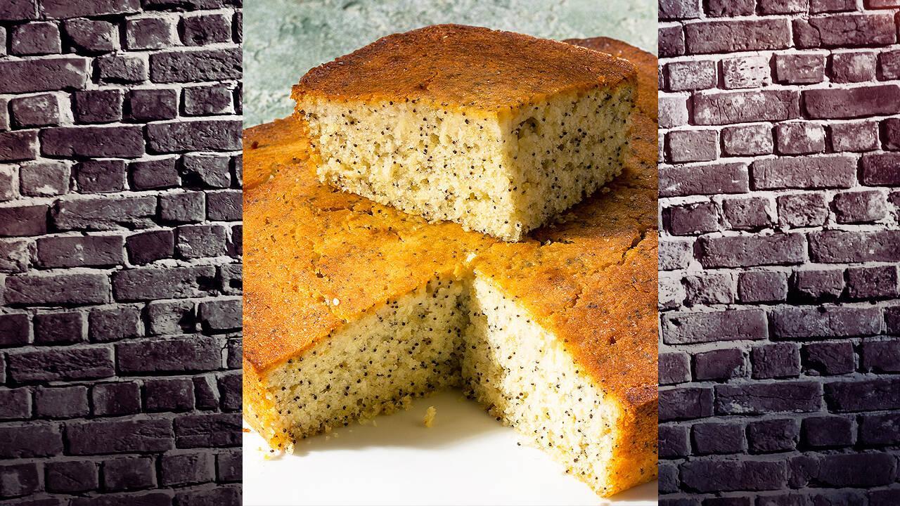 Arda'nın Mutfağı - Limonlu Haşhaşlı Kek