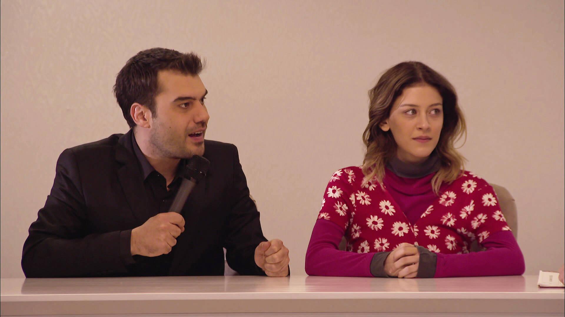Osman ve Yaren evleniyor!
