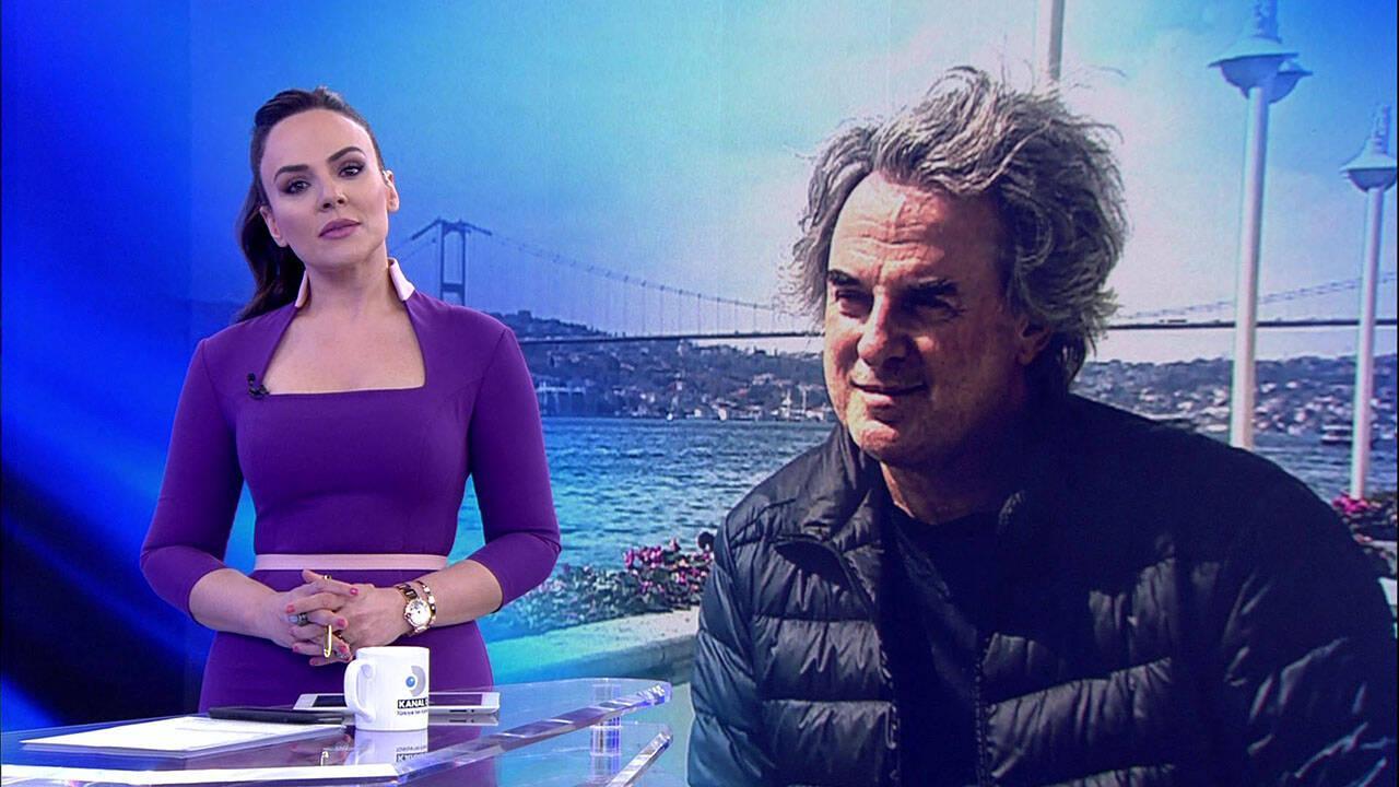 Ünlü yazar Jean-Christophe Grange İstanbul'da!