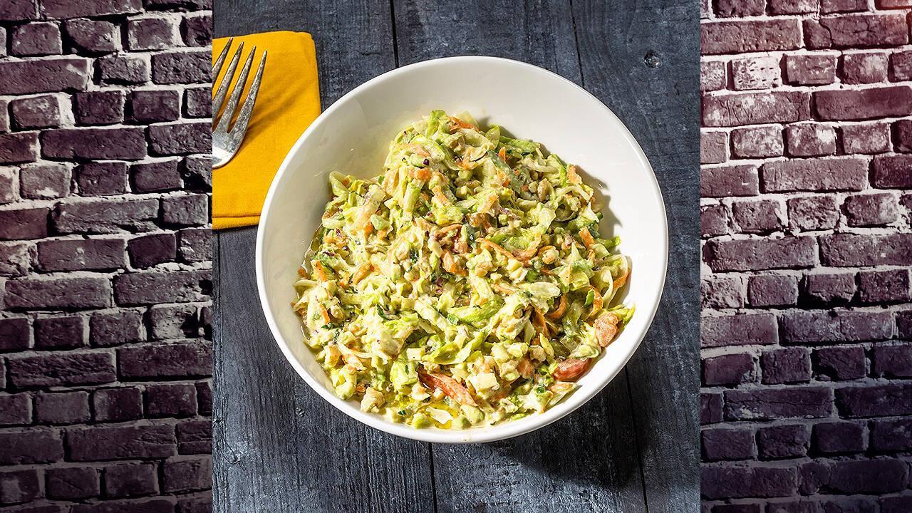 Arda'nın Mutfağı - Avokadolu Yeşil Salata