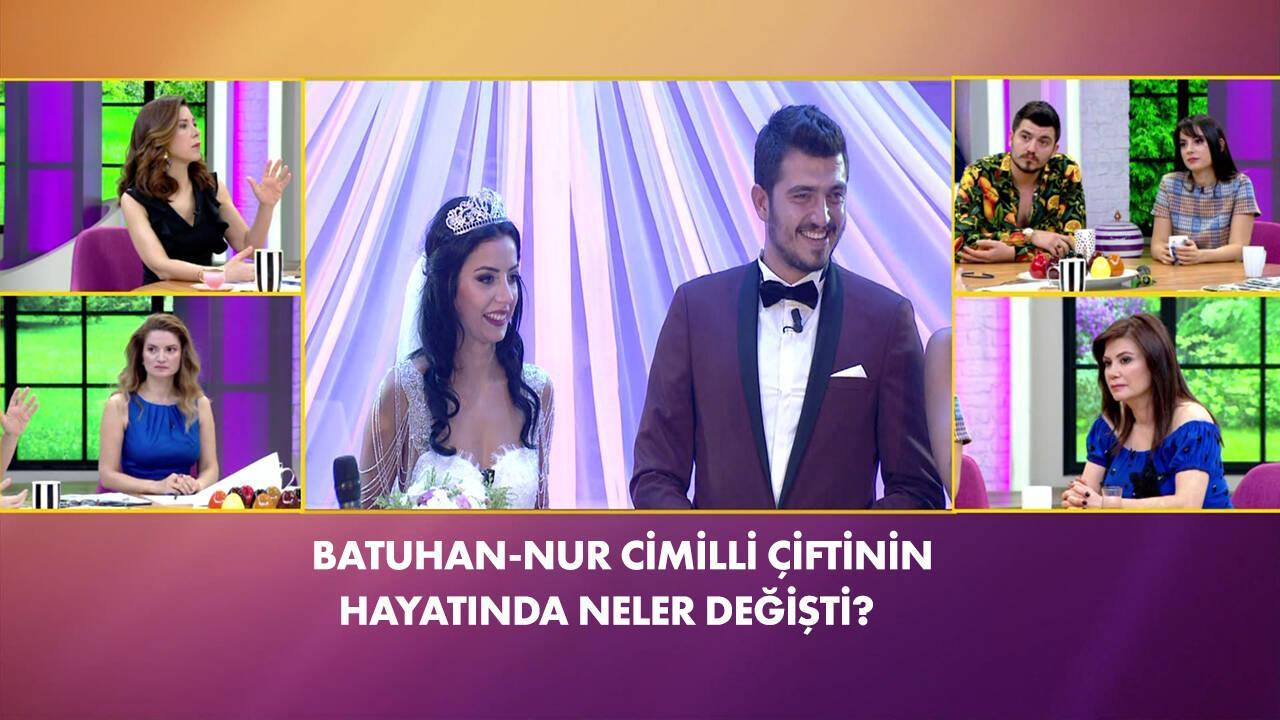 Kısmetse Olur'un evlenen çifti Batuhan ve Nur Cimilli şimdi ne yapıyor?