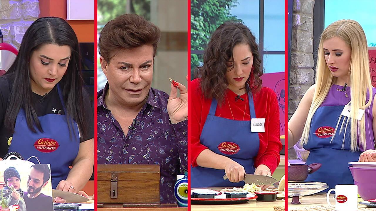 Gelinim Mutfakta 279. Bölümde gün birincisi kim oldu? 11 Nisan 2019