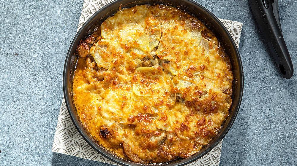 Arda'nın Mutfağı - Kremalı Tavuk