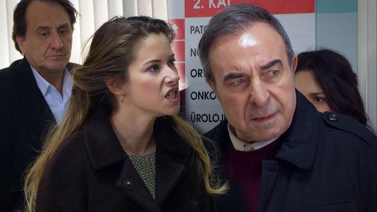 Pınar, acısını Rıza Babadan çıkarıyor!