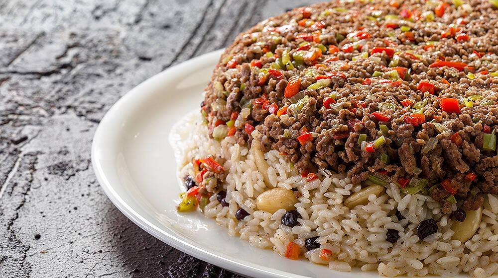 Arda'nın Mutfağı - Duvaklı Pilav