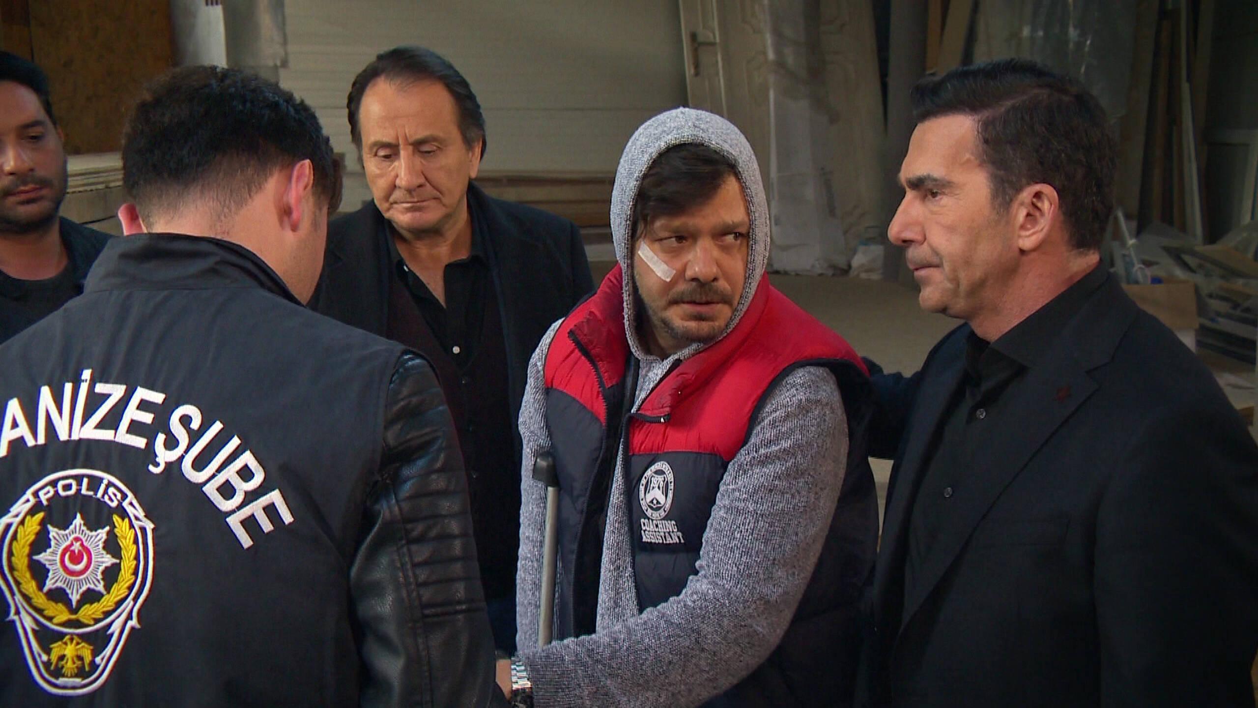 Ali tutuklanıyor!
