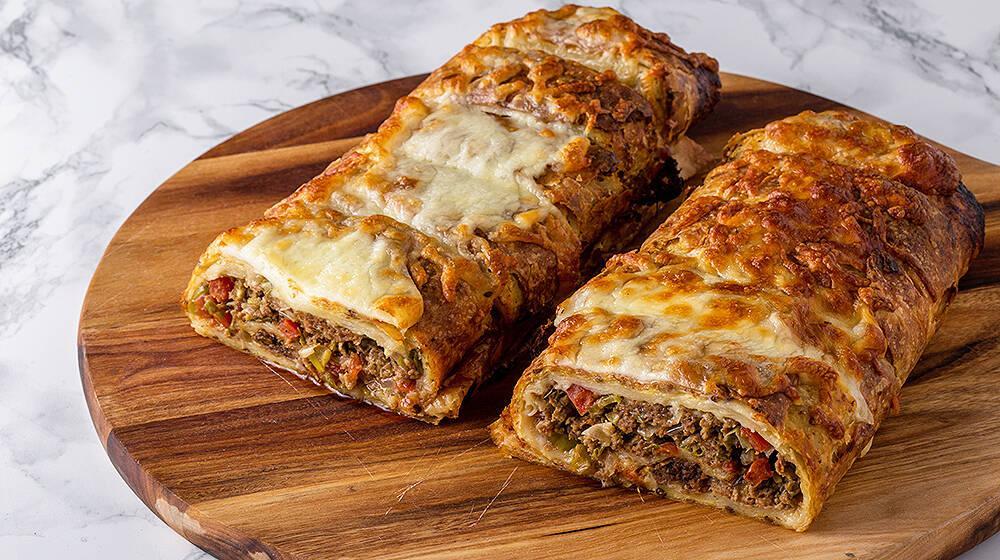 Arda'nın Mutfağı - Kıymalı Rulo Börek