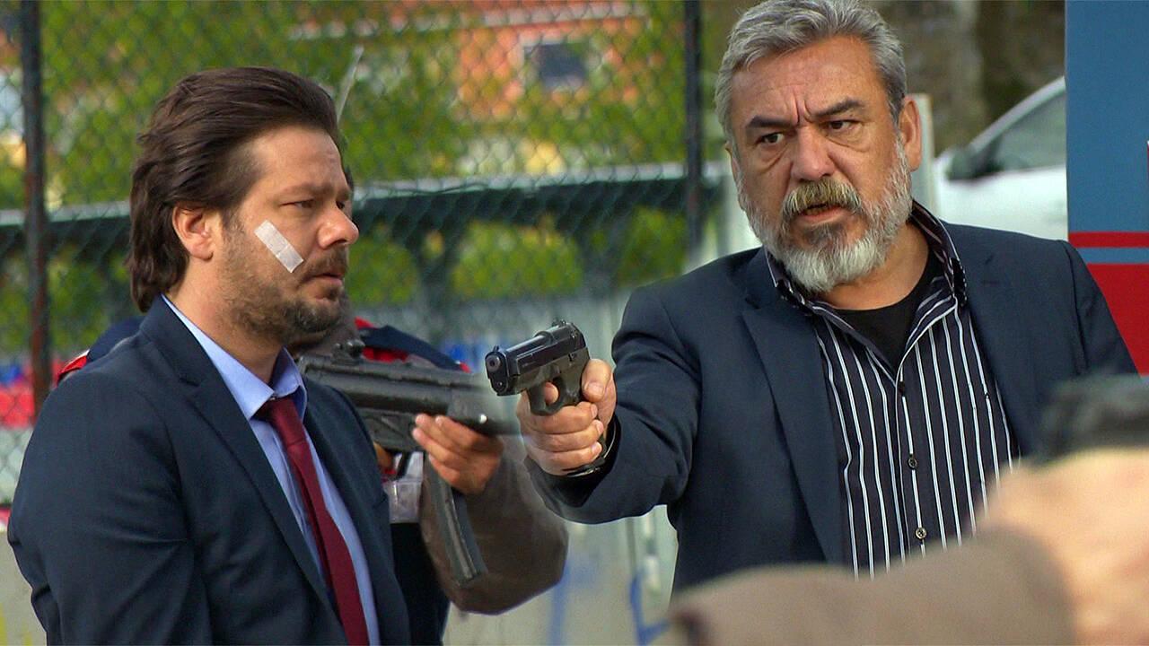 Nasuh, Ali'yi hapse girmeden kaçırmaya çalışıyor!