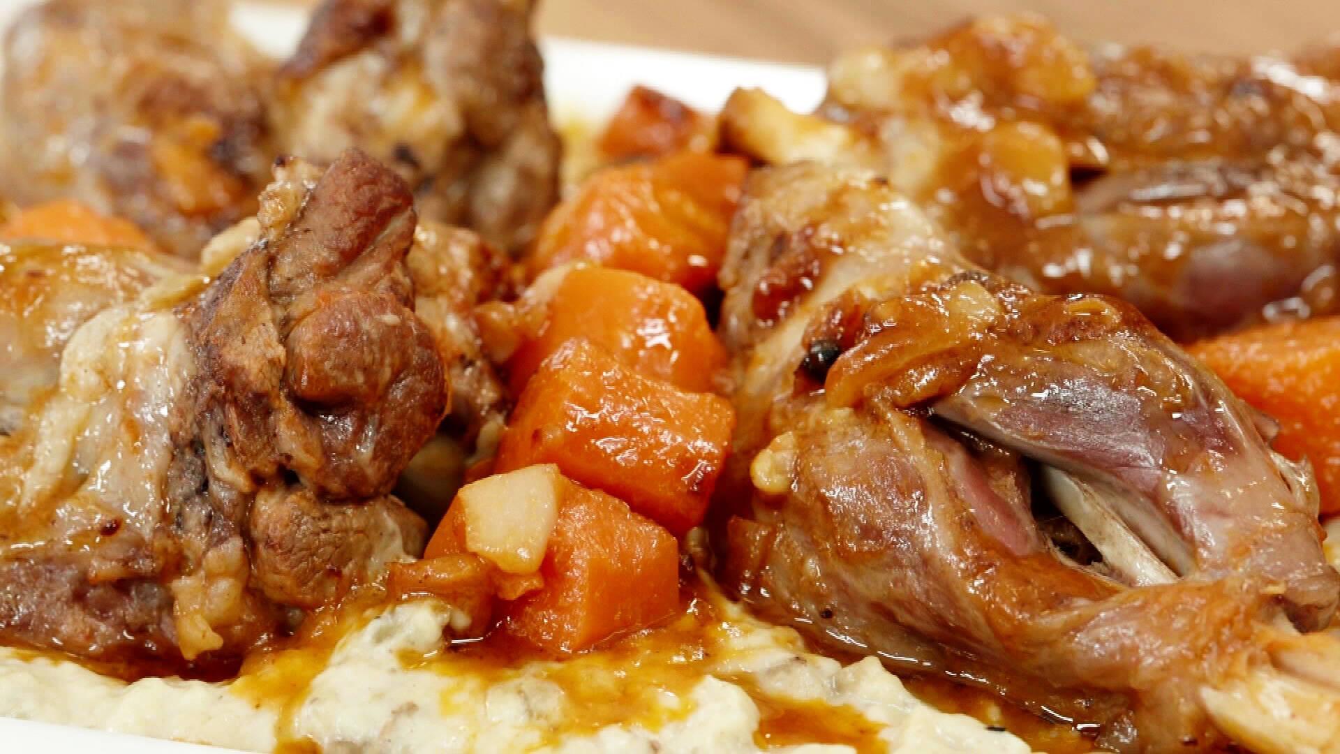 Arda'nın Ramazan Mutfağı - Beğendili İncik