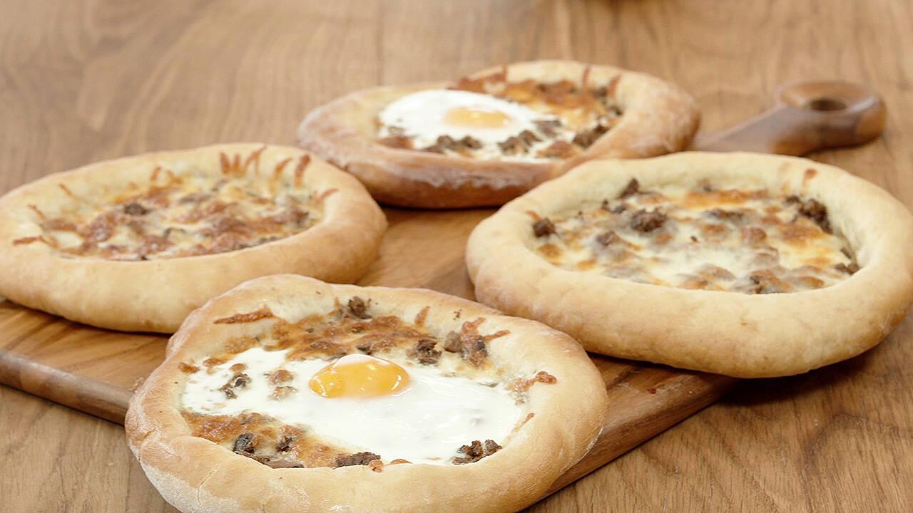 Arda'nın Ramazan Mutfağı - Kavurmalı Pide