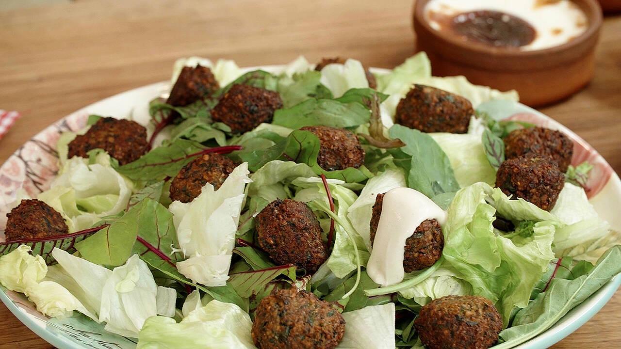 Arda'nın Ramazan Mutfağı - Tahinli Nohut Köftesi