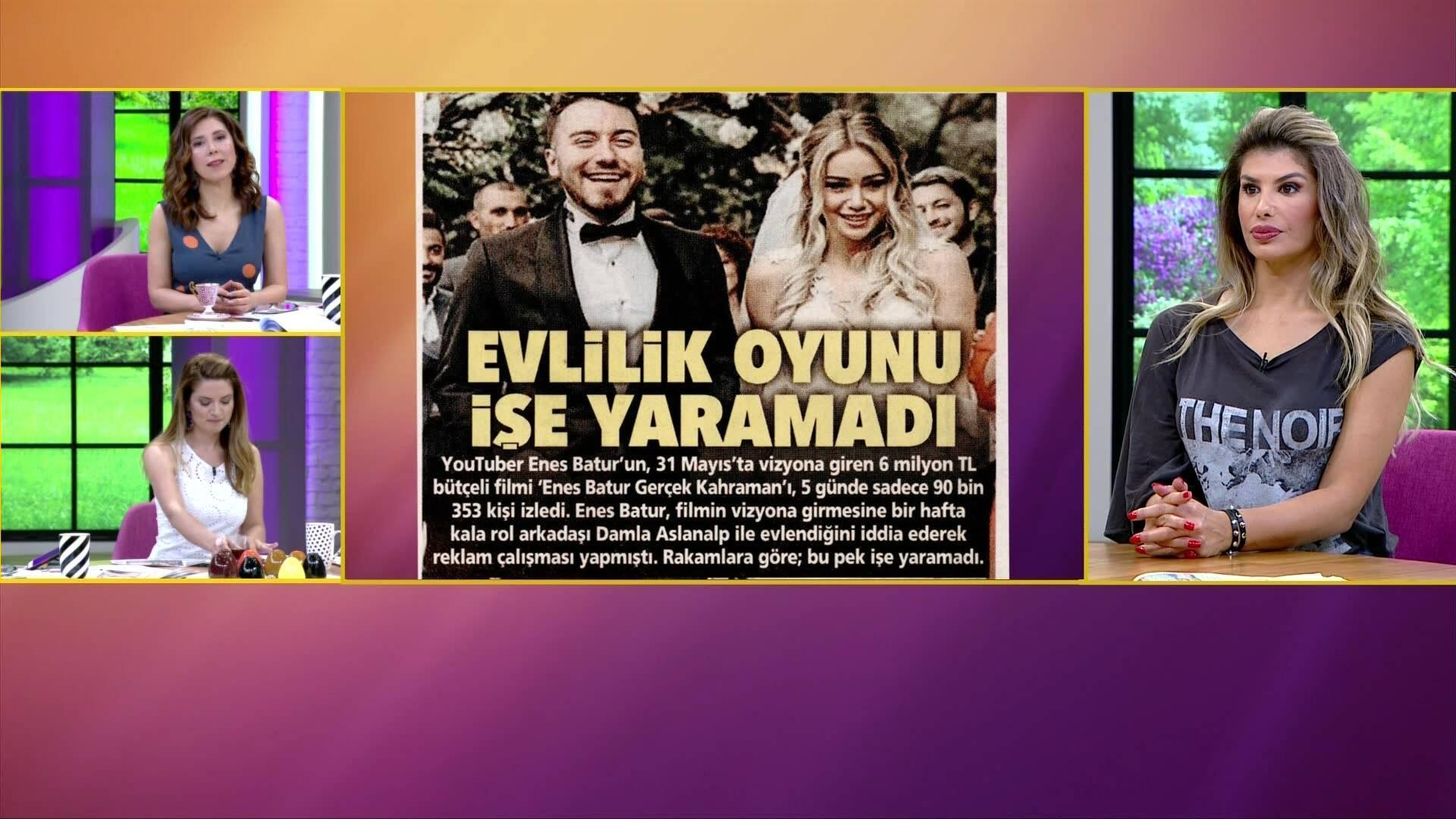Müge ve Gülşen'le 2. Sayfa / 07.06.2019