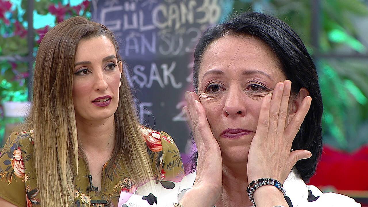 Gelininin sözleri Aynur Hanımı ağlattı!