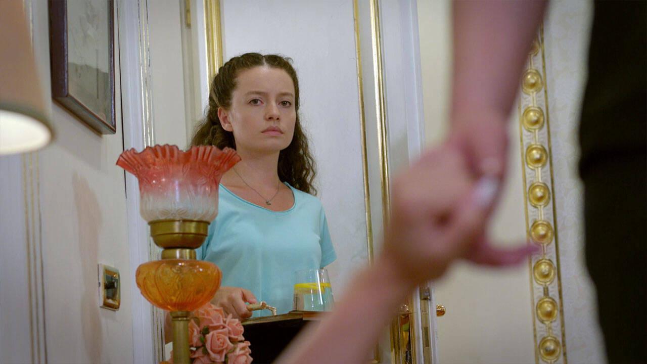 Meryem, Melis'le başa çıkabilecek mi?