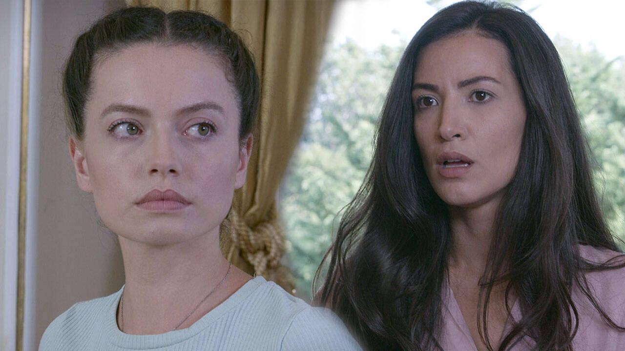 Melis, Meryem'e öfkesini kusuyor!