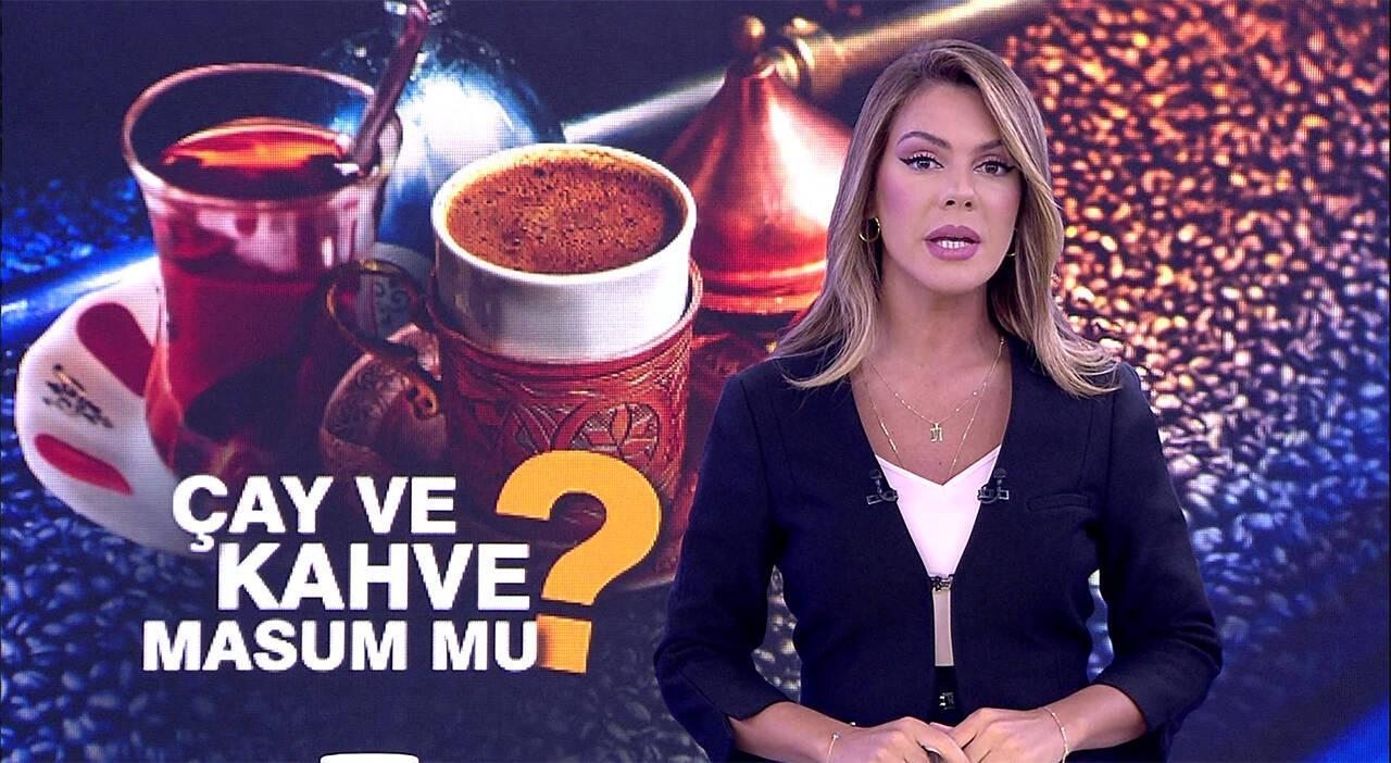 Çay ve kahve masum mu?