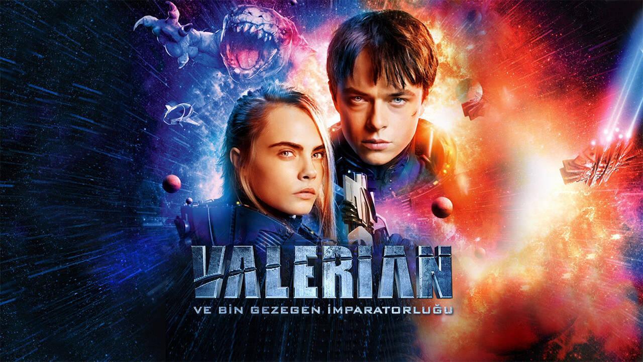 Valerian ve Bin Gezegen İmparatorluğu