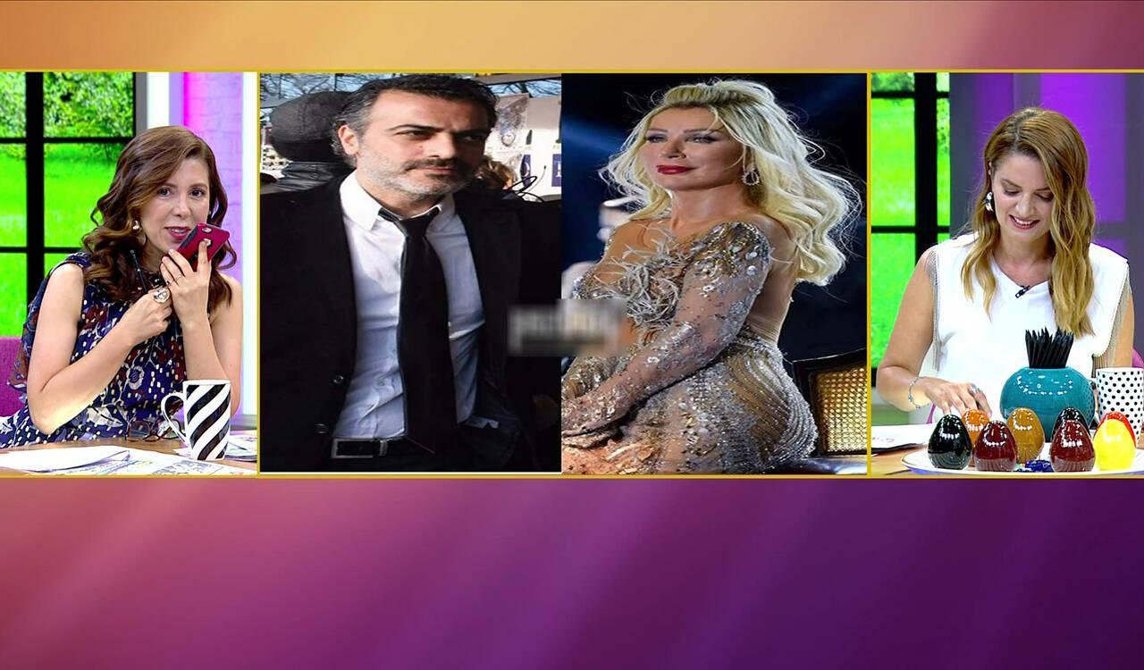 Seda Sayan ve Sermiyan Midyat aşk mı yaşıyor! İlk açıklama geldi!