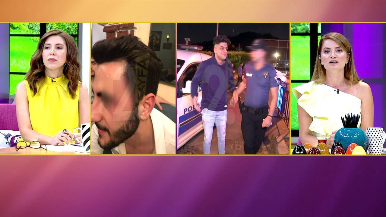 Reynmen'den basın mensubuna şiddet!