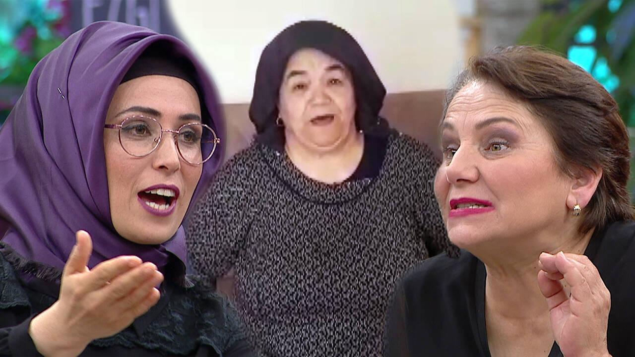 Fatma Hanım ve Dilek'i karşı karşıya getiren mesaj!