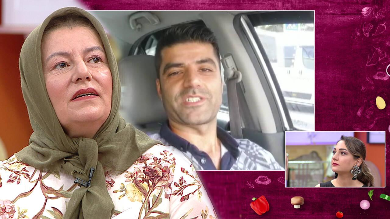 Pınar'a eşinden destek mesajı geldi!