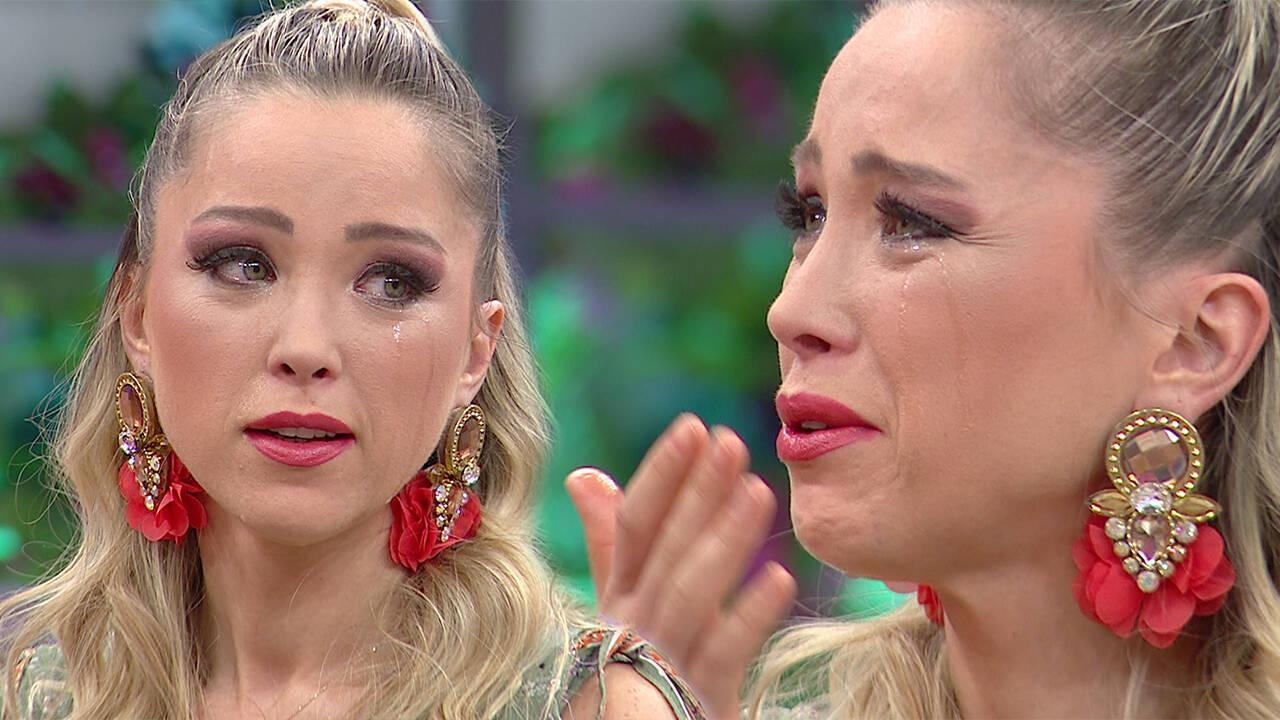 Elif gözyaşlarına boğuldu!