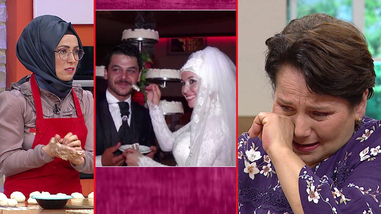 Dilek'in tartışmalı düğününden özel görüntüler!