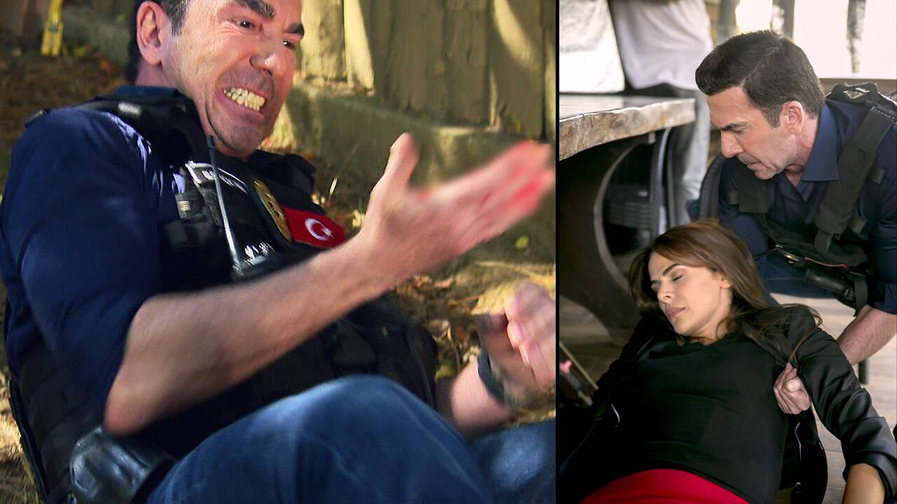 Engin ve Ceyda operasyonda vuruluyor!