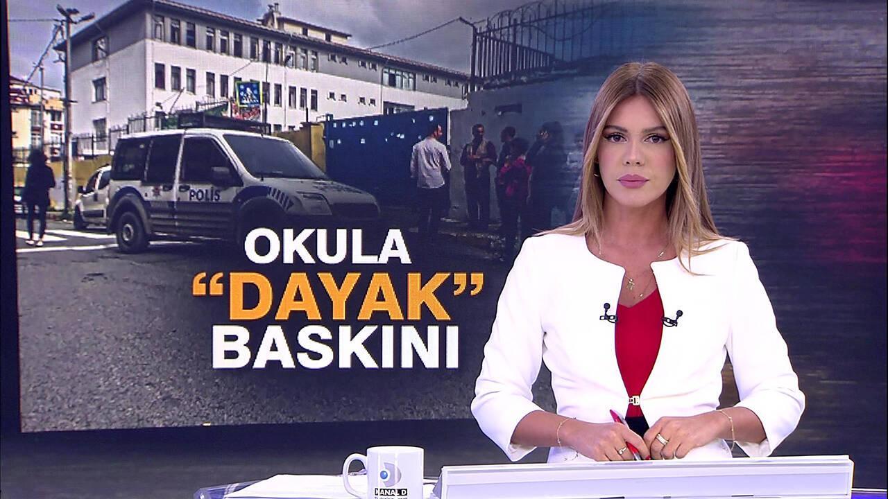 Buket Aydın'la Kanal D Haber - 11.10.2019