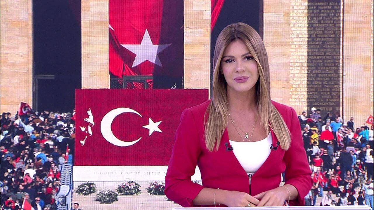 Buket Aydın'la Kanal D Haber - 29.10.2019