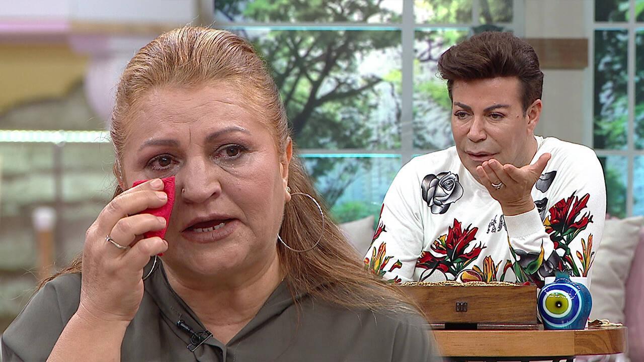 Fatma Hanımın acı hikayesi!