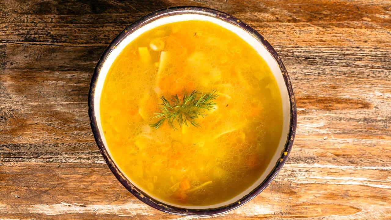 Arda'nın Mutfağı - Minestrone Çorbası (Sebze Çorbası)