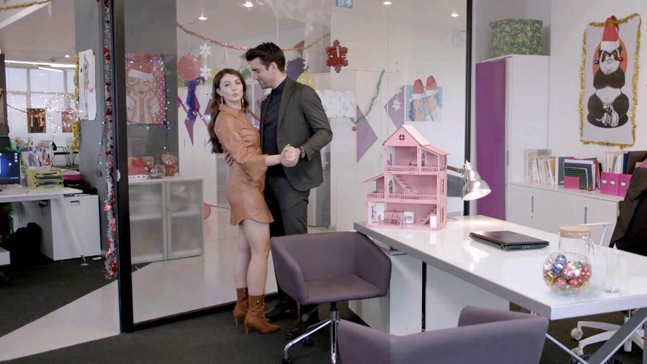 Afili Aşk 28. Bölüm Kamera Arkası