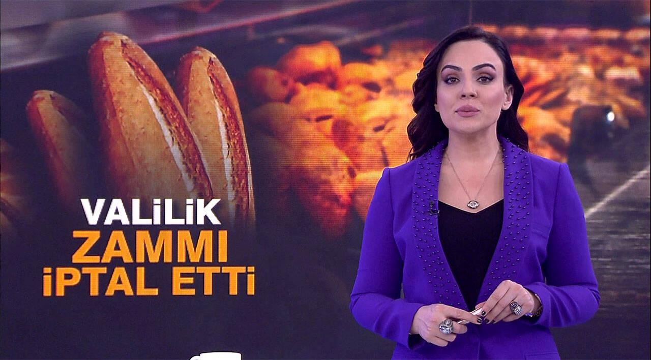 Buket Aydın'la Kanal D Haber - 10.01.2020