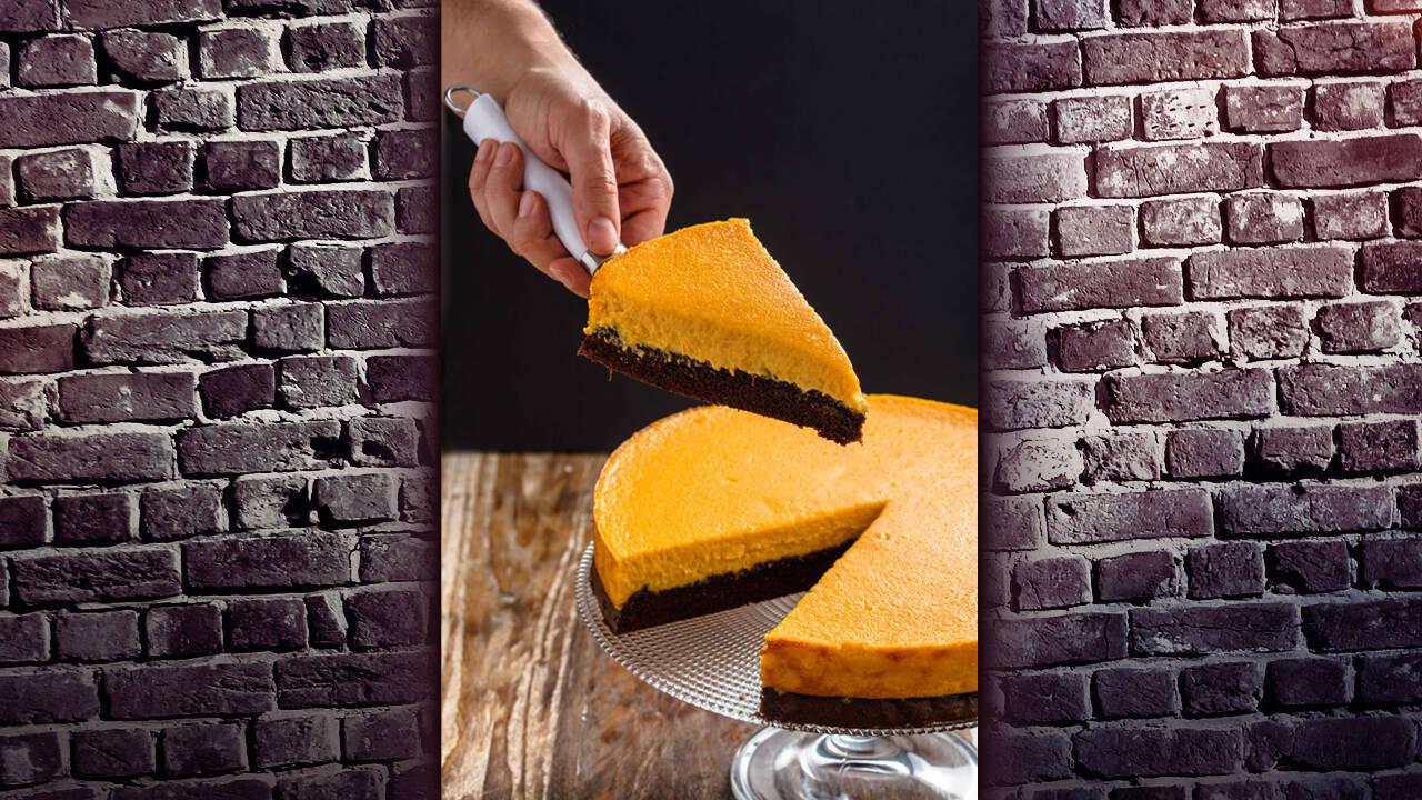 Arda'nın Mutfağı - Balkabaklı Havuçlu Cheesecake