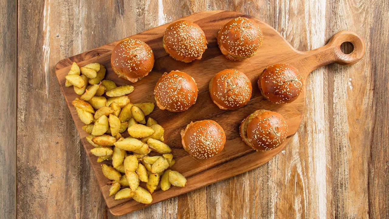 Arda'nın Mutfağı - Fırında Çıtır Patates
